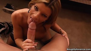 Kristal Summers & Johnny Castle in My Friends Hot Mom