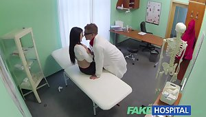FakeHospital Doctors cock cures loud sexy horny patient